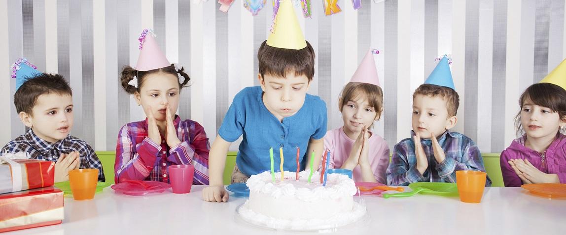 Organizacja przyjęć urodzinowych